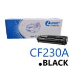 TONER HP COMPATIBLE CF230A BLACK