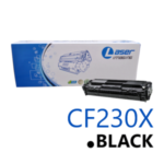 TONER HP COMPATIBLE CF230X BLACK